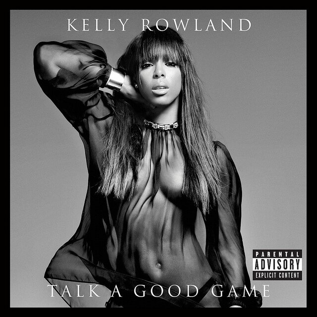 Capa do CD Kelly Rowland – Talk A Good Game (Deluxe Edition)