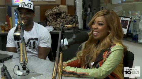 Watch: K. Michelle Keeps It Real On 'The Breakfast Club'