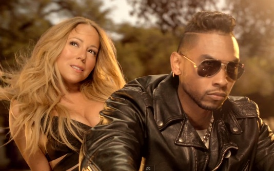 mariah carey beautiful video New Video: Mariah Carey   #Beautiful (ft. Miguel)