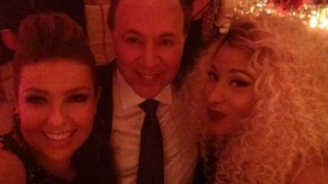 Inside The Met Gala: Nicki Minaj Poses With Mariah's Ex-Husband / Madonna Meets Beyonce & Frank Ocean