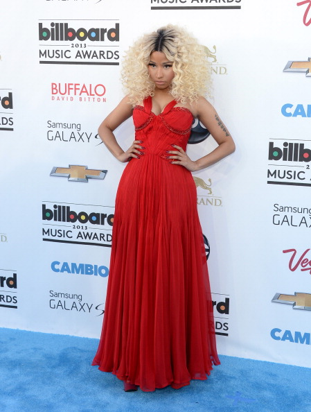 nicki minaj2 billboard 2013 Billboard Music Awards 2013: Red Carpet Arrivals