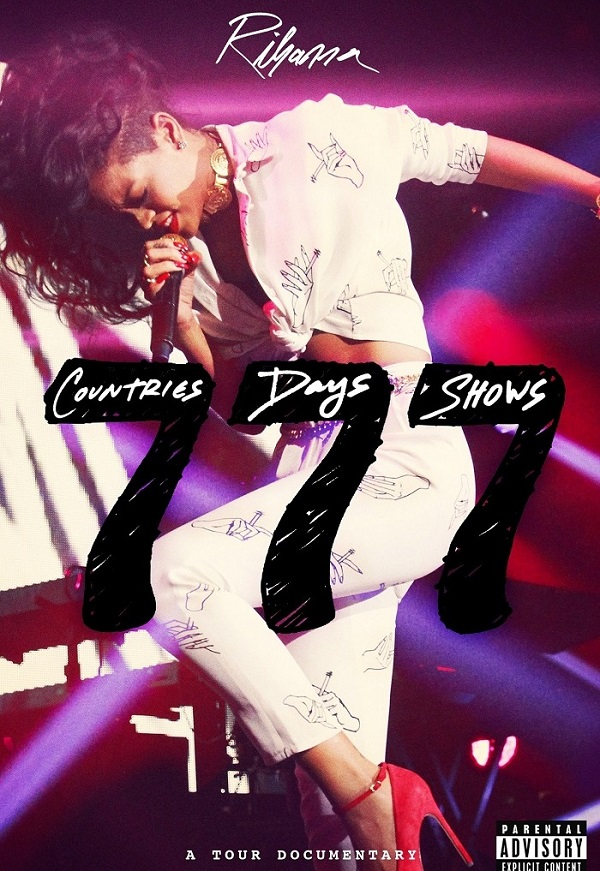 rihanna 777 Rihanna Releases New 777 Documentary Trailer / Critics Rip Show To Shreds