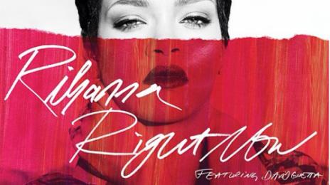 Rihanna Reveals 'Right Now' Single Cover