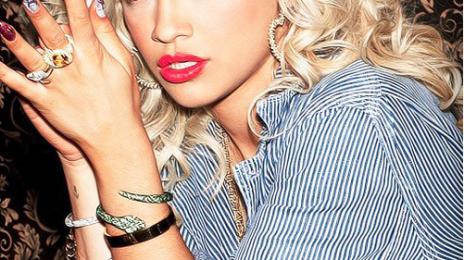 New Video: Rita Ora - 'Facemelt'