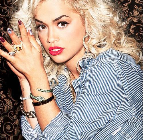 rita ora that grape juice Beyonce Elijah Blake Jay Z Rihanna New Video: Rita Ora   Facemelt