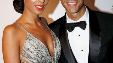 The Saturdays' Rochelle Humes Welcomes Baby Girl With JLS' Marvin