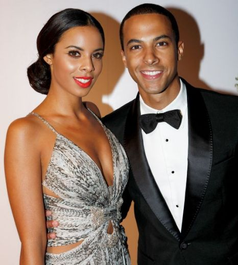 rochelle humes marvin The Saturdays Rochelle Humes Welcomes Baby Girl With JLS Marvin