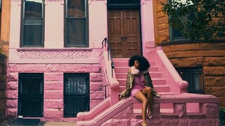 New Video:  Solange - 'Locked In Closets'