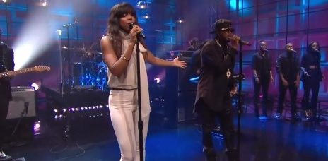 Watch: The-Dream & Kelly Rowland Perform On 'Leno'