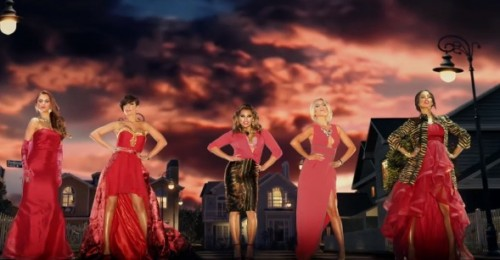 the saturdays gentleman video e1369265920626 New Video: The Saturdays   Gentleman