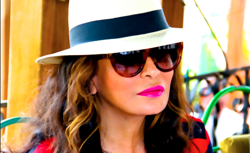 tina knowles that grape juice cuba Hot Shots: Beyonce Shares Cuba With Beyhive