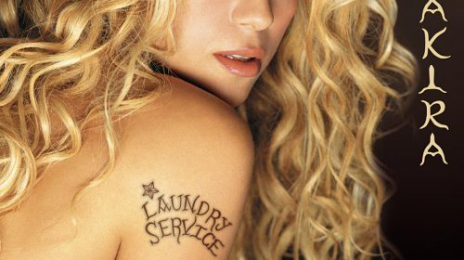 TGJ Replay:  Shakira's 'Laundry Service'
