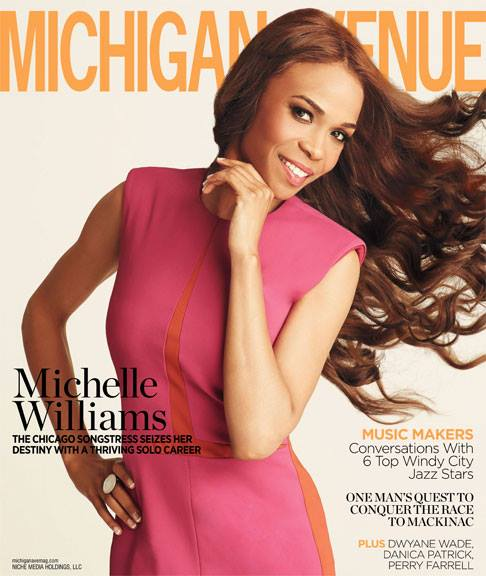 1017591 10151755816356477 1402717548 n Hot Shots:  Michelle Williams Shines in Michigan Avenue / Reveals Album Title