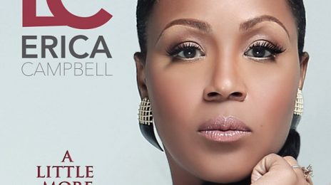Hot Shot:  Erica Campbell (of Mary Mary) Unmasks Solo Single Artwork