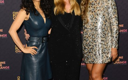 Hot Shot: Beyonce Stuns At Chime For Change's 'Sound Of Change' / Readies Jennifer Lopez Duet?