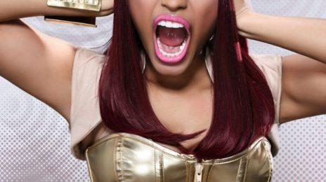 Nicki Minaj Launches 'Pretty Gang Twerking' Contest / Fans Enter In Their Thousands