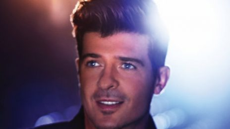 "Robin Thicke Addresses Justin Timberlake ""Beef"" On Hot 97"