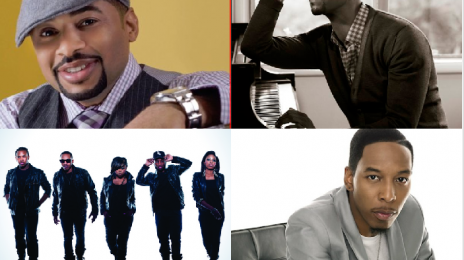 The Overflow (Gospel News Round-Up):  Donald Lawrence, Smokie Norful, Deitrick Haddon, & Livre'