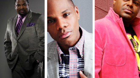 The Overflow (Gospel News Round-Up):  Kirk Franklin, William Murphy, & Hezekiah Walker