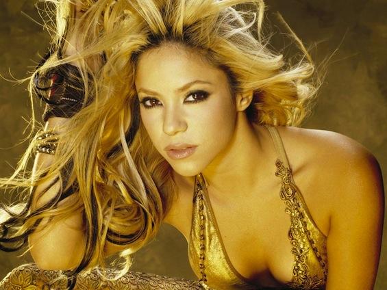 Shakira TGJ Replay:  Shakiras Laundry Service