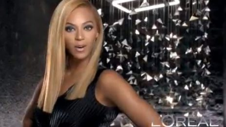 Watch: Beyonce Shimmers In New L'Oreal Commercial (Featuring 'Standing On The Sun')