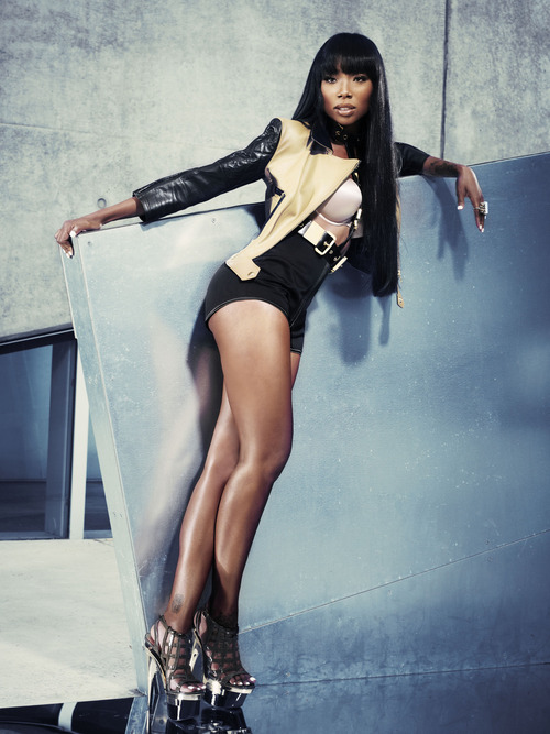 brandy 2014 Brandy Signs With Top Talent Agency; Readies Summer Tour