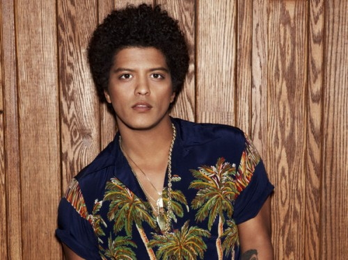 Watch:  Bruno Mars Moves The Voice Finale With Treasure