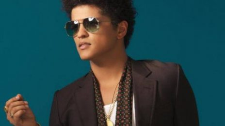 New Video: Bruno Mars - 'Treasure'