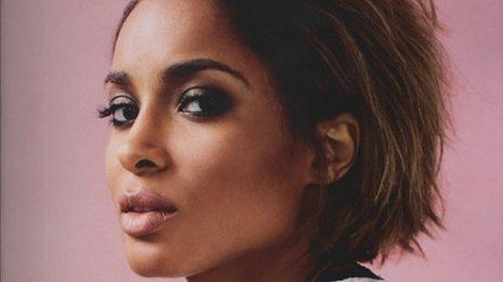 Behind The Scenes: Ciara Rocks 'Fader'