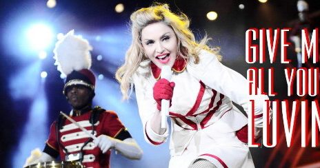 Watch:  Madonna Gets Into The Groove For 'Epix' Concert / Announces 'MDNA' Tour DVD Release