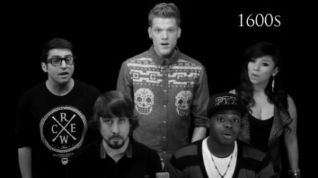 Must See: Pentatonix Perform 'The Evolution Of Music'