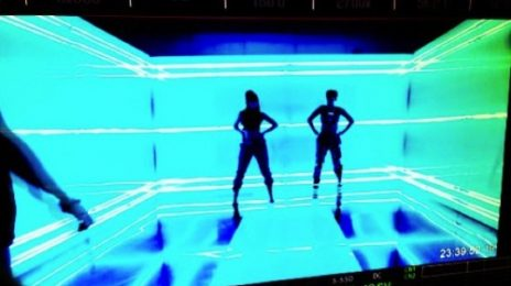 Hot Shots: More From Fantasia & Kelly Rowand's 'Without Me' Video