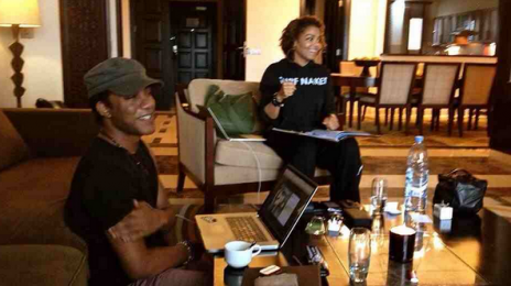 Hot Shot: Janet Jackson Begins Work On New Album?