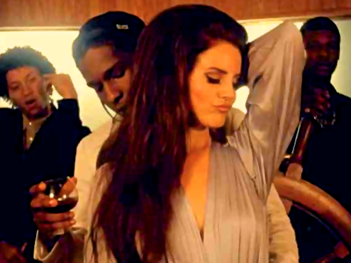 lana del rey that grape juice 3 Watch: Lana Del Rey Performs Young & Beautiful Live At Arena Riga