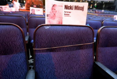 2013 BET Awards Unveil Seating Chart