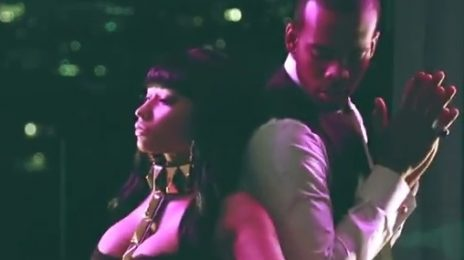 Behind The Scenes: Mario & Nicki Minaj's 'Somebody Else' Video