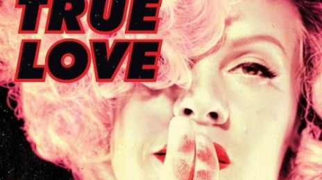 Pink Announces New Single 'True Love' / Unveils Cover