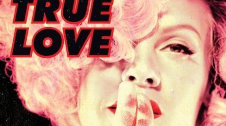 Pink Announces New Single 'True Love' / Unveils Cover