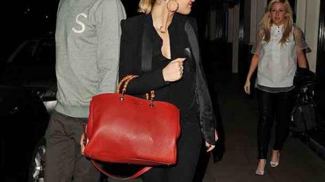 Hot Shots: Rita Ora Spends Night With Ellie Goulding
