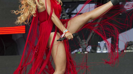 Must See: Rita Ora Serves Killer 'Glastonbury 2013' Performance