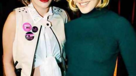 Hot Shot: Rita Ora Meets...Madonna