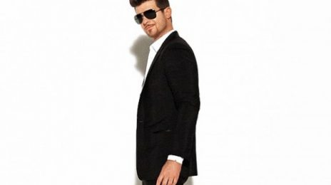 Exclusive Album Preview: Robin Thicke - 'Blurred Lines'
