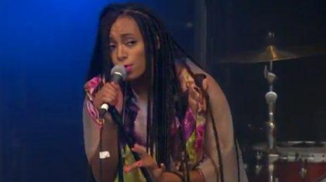 Watch: Solange Rocks Glastonbury With 'Losing You'