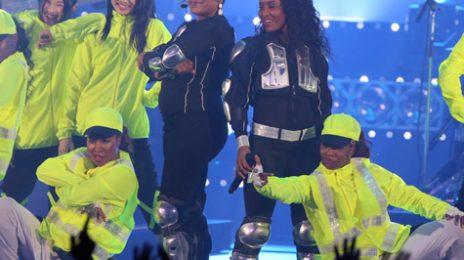 "Watch:  TLC Perform Hits Medley For MTV Japan's VMA's / Nab ""Legend"" Award"