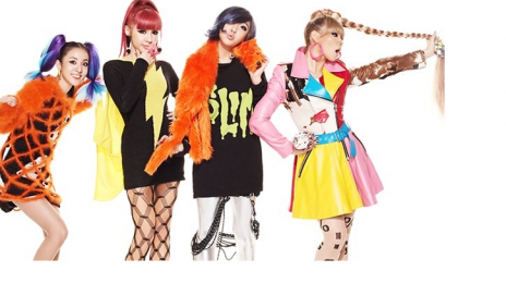 New Video: 2NE1 - 'Falling In Love'