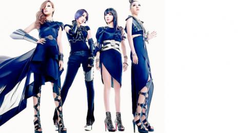 Watch: 2NE1 Perform Rihanna Inspired 'Falling In Love'