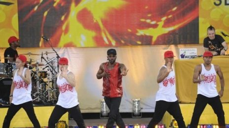 Watch:  Jason Derulo Shows Off Hits On 'GMA', Unveils New Album Title