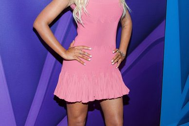 Must See: Christina Aguilera Stuns With New Slimline Figure At 'The Voice' Launch