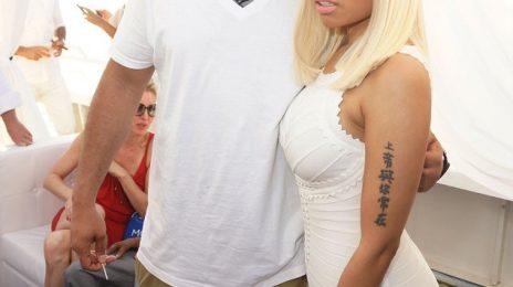 Watch: Nicki Minaj & Ebro Darden 'Myx & Mingle' In NYC
