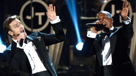 Report: Justin Timberlake & JAY-Z In Talks To Headline 2018 Super Bowl Halftime Show